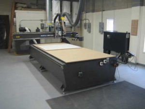 MultiCam CNC Router